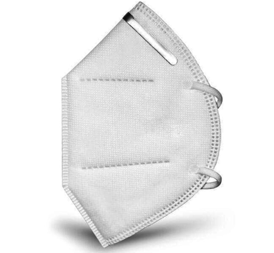 KN95 Mondmaskers met elastieken (10 stuks)