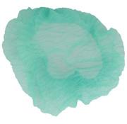 DispoDeals Haarnetje Groen - L (52cm) - 100 stuks