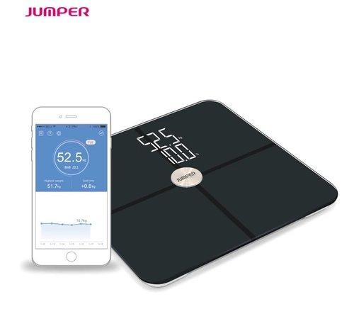 Jumper Jumper Digitale lichaamsweegschaal met bluetooth en BMI (per stuk)
