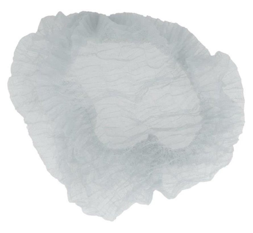 Haarnetje Wit - M (50cm) - 100 stuks -