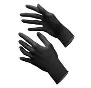 Akzenta Akzenta Top Touch Plus zwarte nitriel handschoenen maat small (100 stuks)