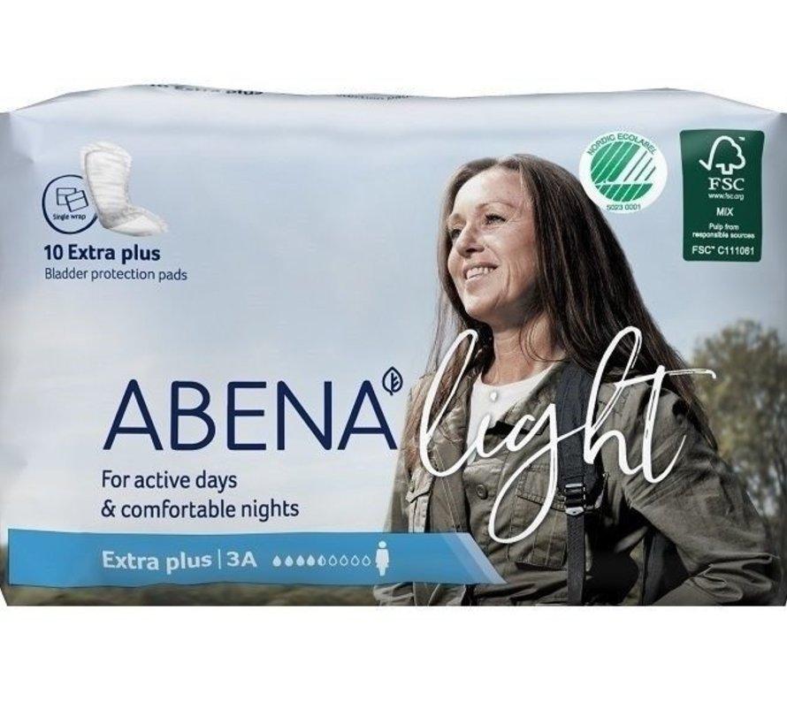 Abena Light Extra Plus 3A (10 stuks)