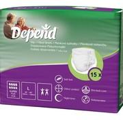 Depend Depend Depend Slip Super Plus Large (15 stuks)