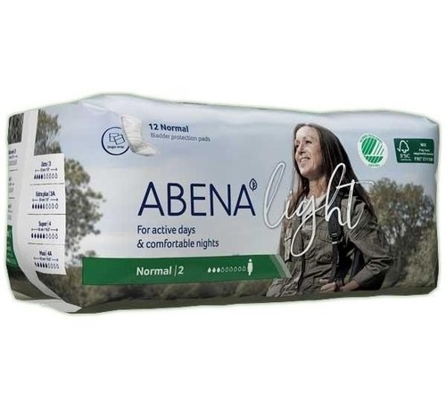 Abena Abena Light Normal (12 stuks)