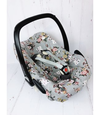 Maxi Cosi Cover Vintage Flowers