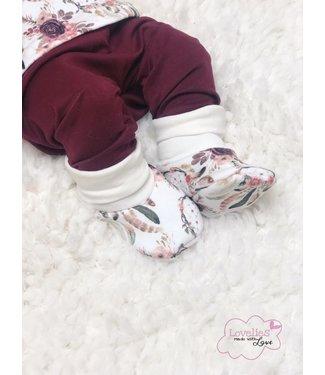 Baby Booties Boho