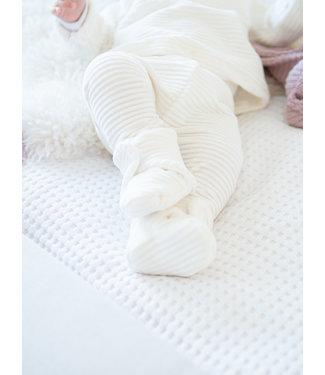 Baby Booties Corduroy