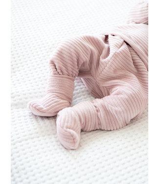 Baby Booties Corduroy Basic