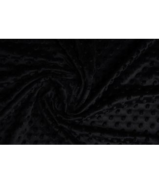 Zwart Minky