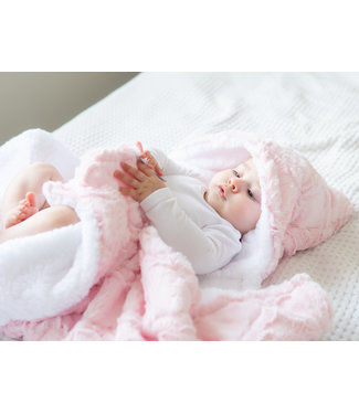 Wrap Blanket Cuddle Deluxe - Pink