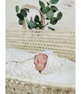 Knotted hat Olive Branch