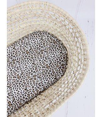 Hoeslaken Leopard Hydrofiel