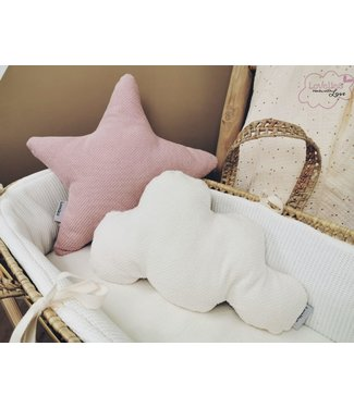 Star Pillow Oldpink Bebe