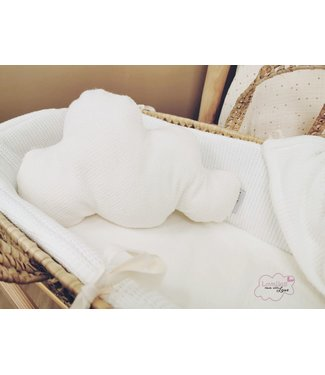 Cloud Pillow Offwhite Bebe
