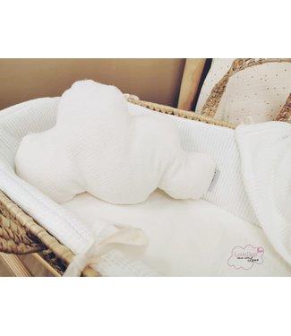 Cloud Pillow Offwhite Bebe