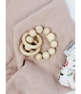 Wood Teether Basic