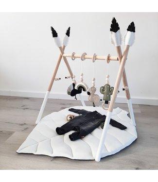 :eaf Playmat Offwhite & Grey