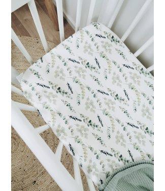 Crib Sheet Eucalyptus