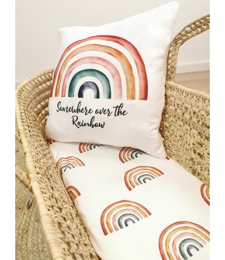 "Pillow ""Somewhere over the rainbow"""