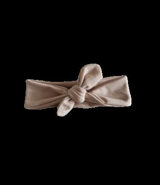 Bow Headband Uni Sand