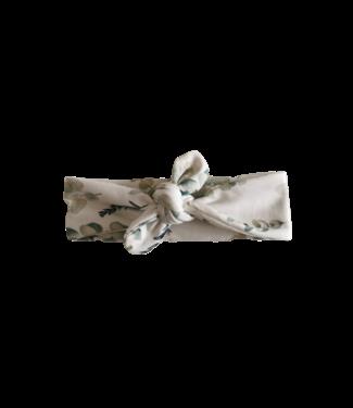 Bow Headband Eucalyptus