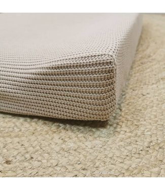 Changing Pad Cover Sand Knit