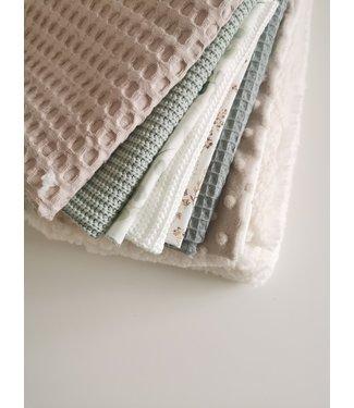 Scrap Fabric Package - Naturel 2