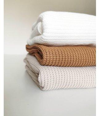 Mozes Korb Einseitige Decke - verschiedene Stoffe