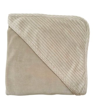 Witlof for kids Wickeldecke Corduroy Sand