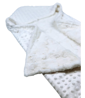 Wrap Blanket Snuggle Snow