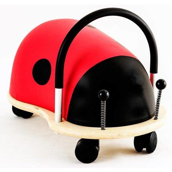 Wheely bug Wheely Bug loopwagen - lieveheersbeestje