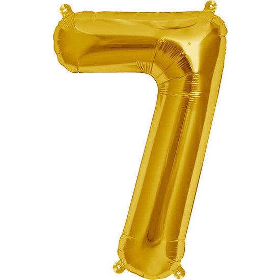 Northstar Balloon - figures - gold - 40 cm - Northstar - 7
