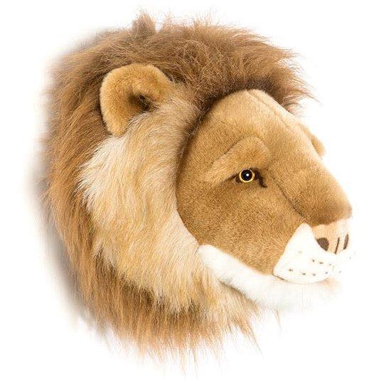 Bibib - Wild and Soft Dierenkop - trofee - leeuw Cesar - Bibib - Wild and Soft