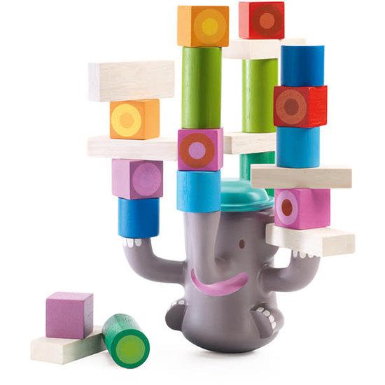 Djeco Djeco balancing game Bigboum elephant
