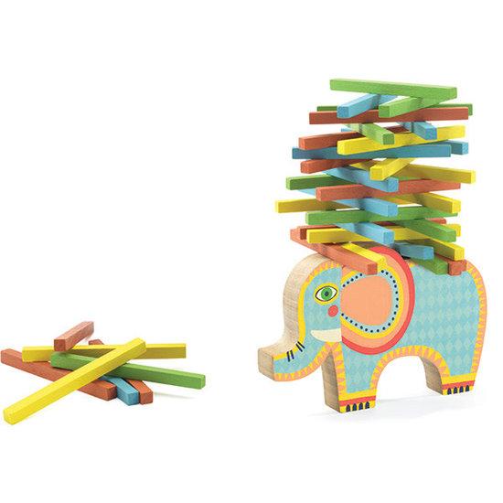 Djeco Djeco evenwichtsspel olifant - gezelschapsspel
