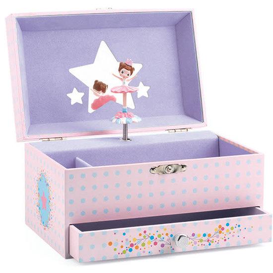 Djeco Djeco juwelendoos - muziekdoosje Ballerina