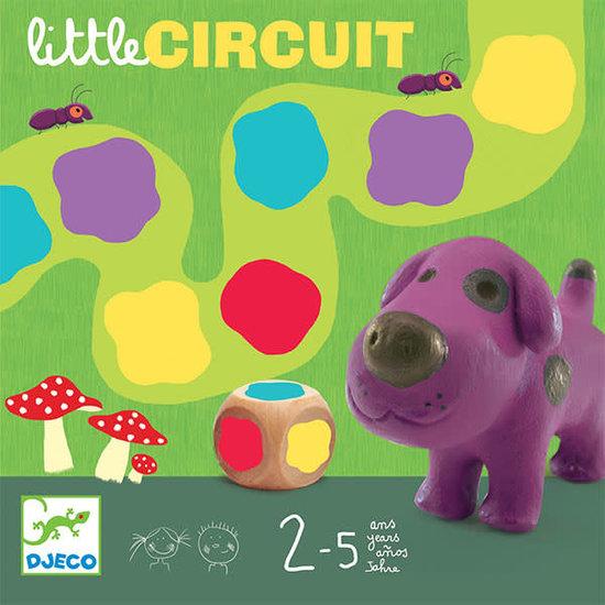 Djeco Djeco Little Circuit ganzenbord