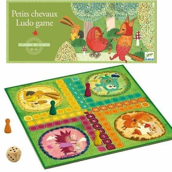 Djeco Board game Ludo - Djeco