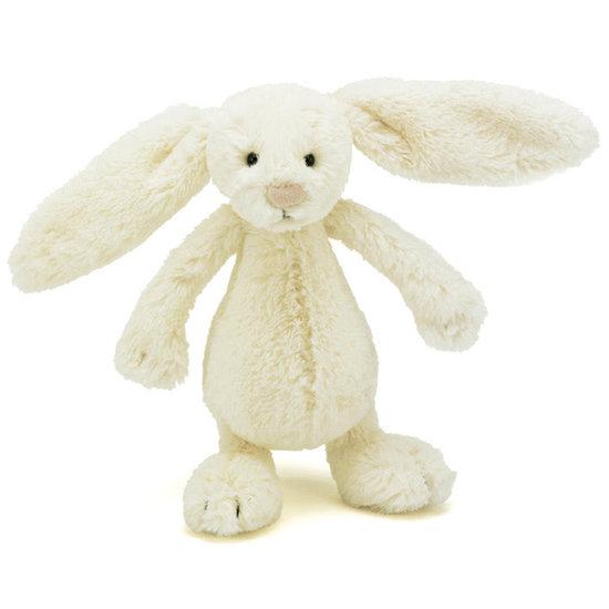 Jellycat Kuscheltier Hase Creme Jellycat Bashful Bunny Small