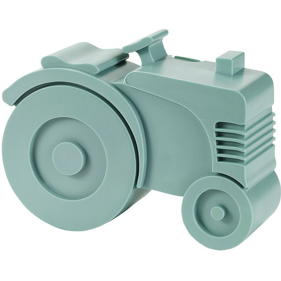 Blafre Lunch box tractor blue - Blafre