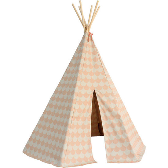 Nobodinoz tipi en accessoires Nobodinoz teepee Arizona pink scales