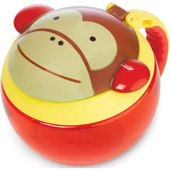 Skip Hop Skip Hop Snackbox - Snack Cup - Affe