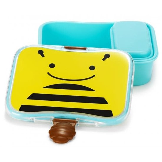 Skip Hop Skip Hop ZOO Lunchbox biene