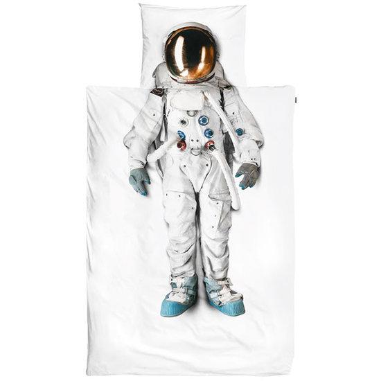 Snurk beddengoed Snurk - dekbedovertrek astronaut