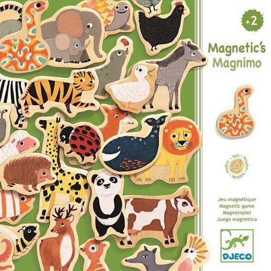 Djeco Djeco - magneten - Magnimo - 42 stuks