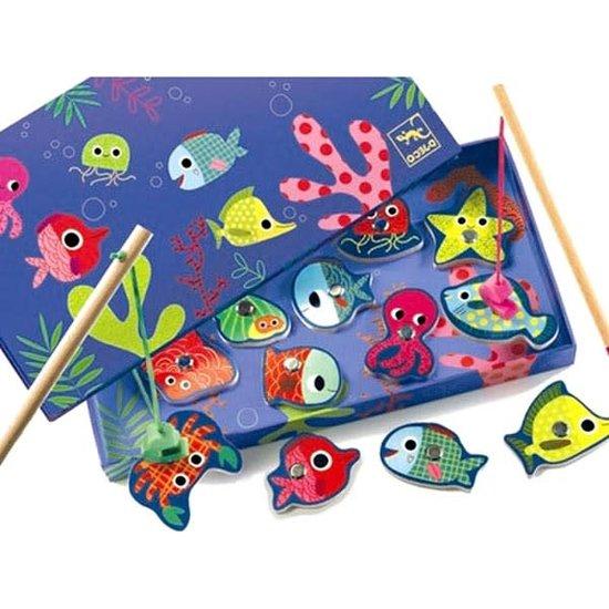 Djeco Djeco - magnetisch visspel - Fishing Colour