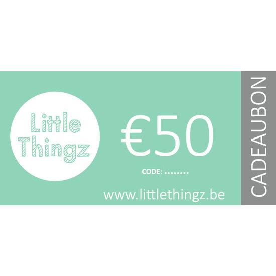 Little Thingz Cadeaubon €50