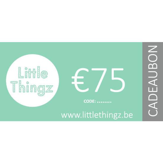 Little Thingz Geschenkkarte €75