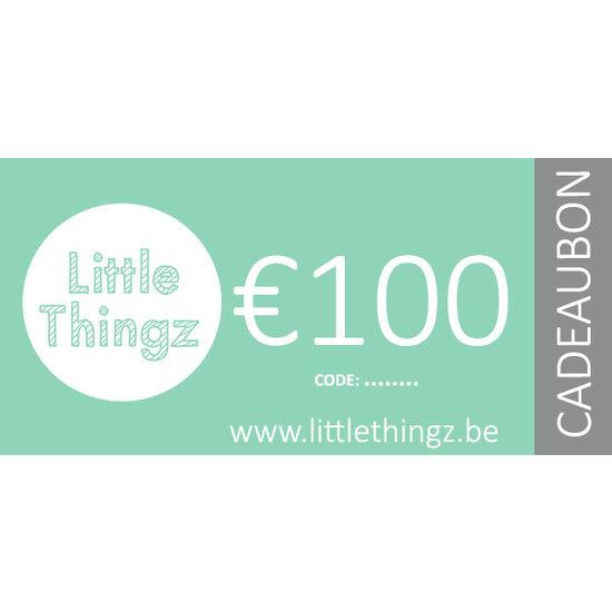 Little Thingz Geschenkkarte €100