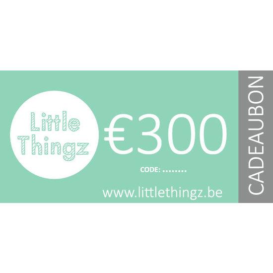 Little Thingz Cadeaubon €300
